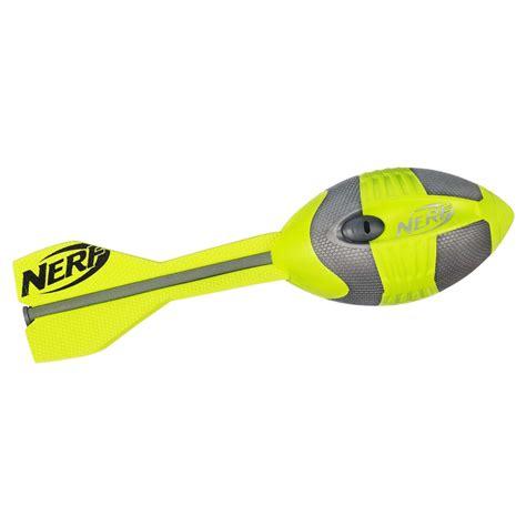 Nerf N Sports Vortex Aero Howler Football Green