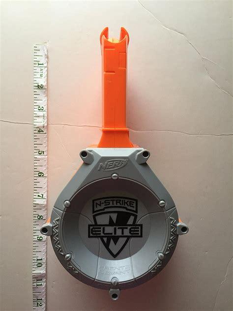 Nerf N Strike Elite 25 Round Ammo Drum Clip Magazine