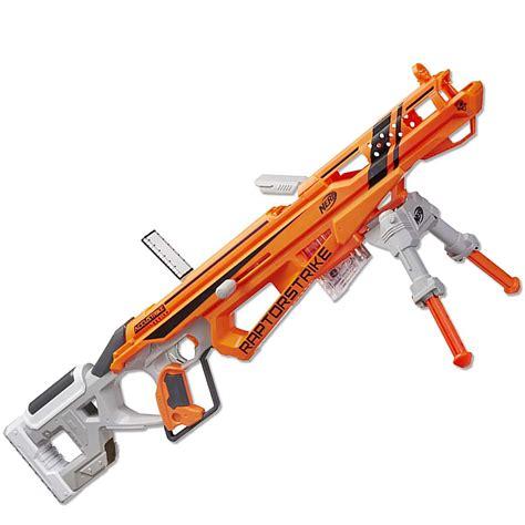 Nerf N Strike Elite Custom Sniper Retaliator Rifle Gun