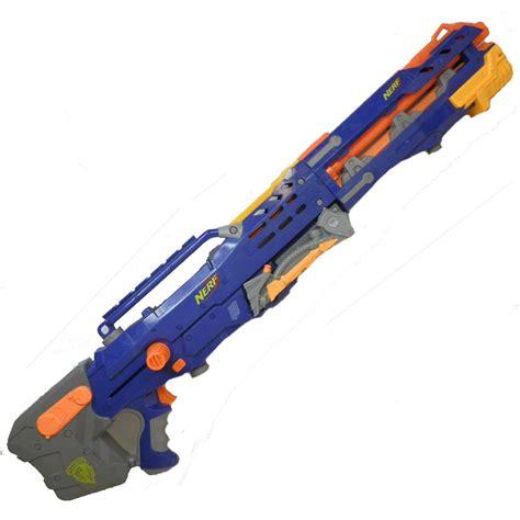 Nerf N Strike Longstrike Cs 6 Sniper Rifle