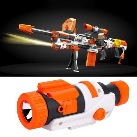 Nerf Rifle With Scope