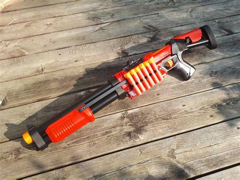 Nerf Single Barrel Shotgun