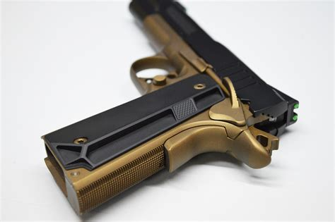 New 1911 Ding On Slide