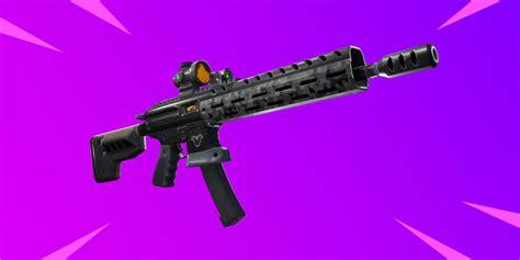 New Assault Rifle Fortnite