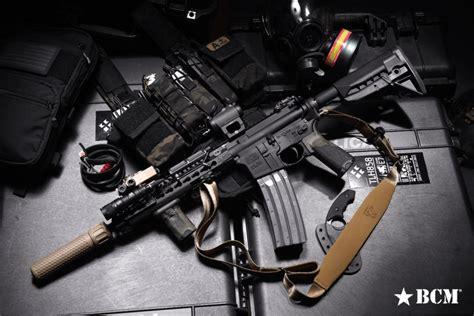 New BCM Gunfighter Stock Released Mod-0-SOPMOD