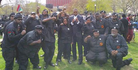 New Black Panther Group For Self Defense