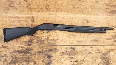 New England 12 Gauge Pump Shotgun