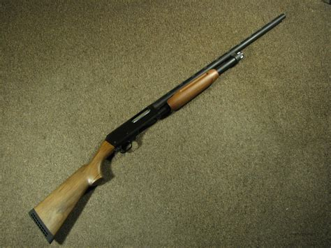 New England 20 Gauge Pump Shotgun