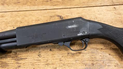 New England Firearms Pump Shotgun