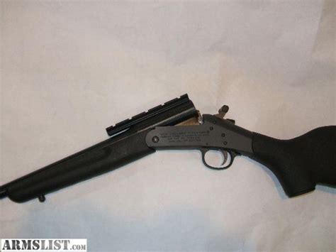 New England Handi Rifle 22 Mag