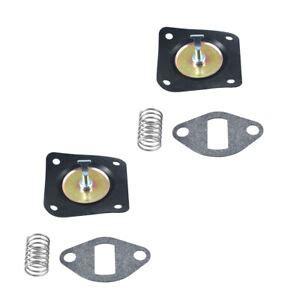 New Fuel Pump Repair Rebuilt Spring Gasket Kit Replace For