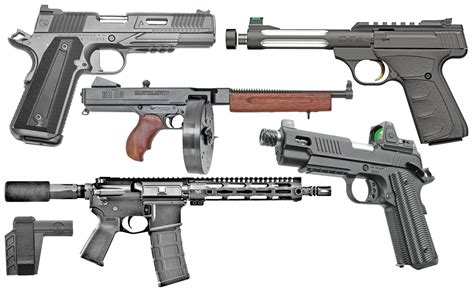 New Handguns In 2018 Shooting Times And Professional Paint Products