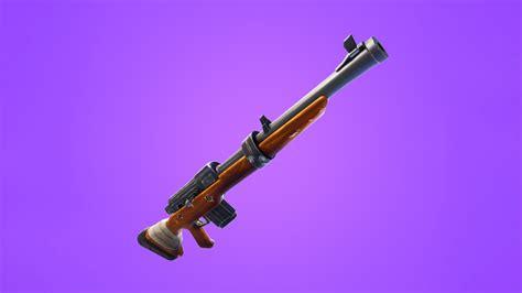New Hunting Rifle Fortnite