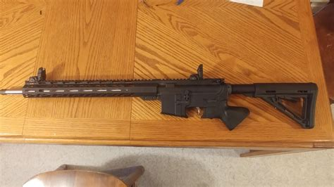 New Jersey Compliant Rifle Stock