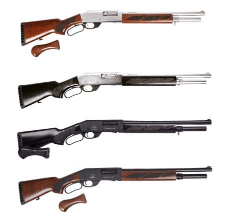 New Lever Action 12 Gauge Shotgun