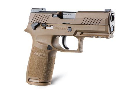 New M18 Sig Sauer Modular Handgun System