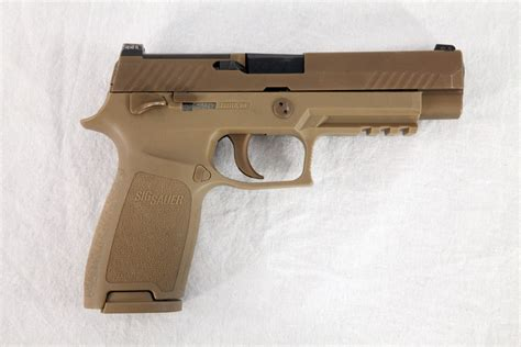 New Military Issue Sig Sauer