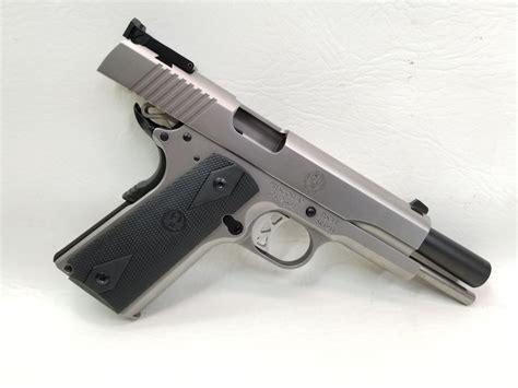 Ruger New Ruger 1911 10mm.