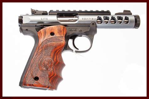 Ruger New Ruger 22 45 Lite Pistol.