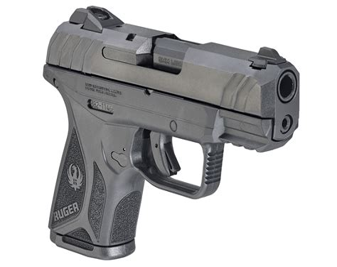 Ruger New Ruger 9mm Pocket Pistol.