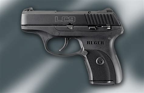 Ruger New Ruger Lc9.