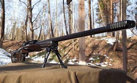 New Russian Sniper Rifle 2017