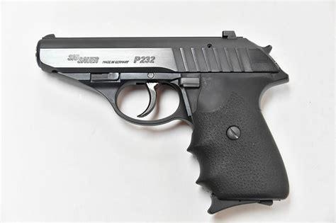 Sig-Sauer New Sig Sauer 380 Pistol.