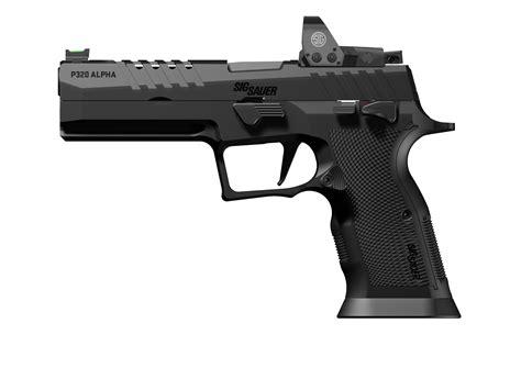 New Sig Sauer Pistol