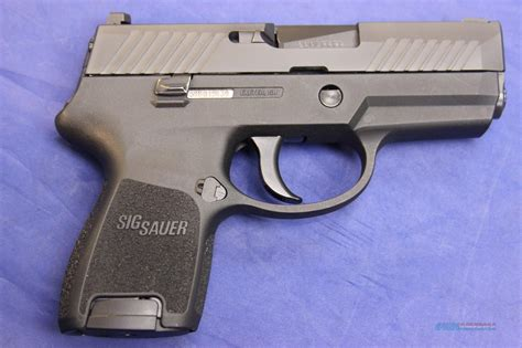 New Sig Sauer Sub Compact
