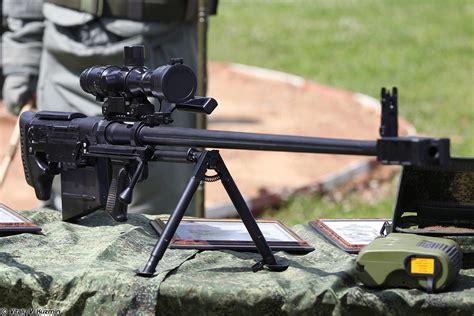 New Soviet Sniper Rifle