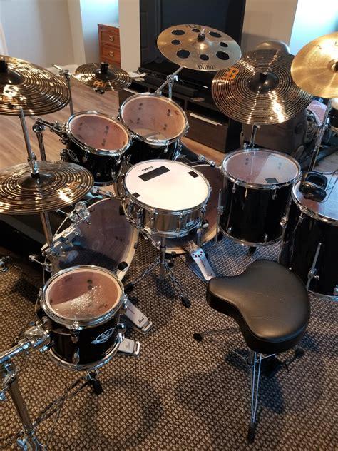 New Spring Drum Kit