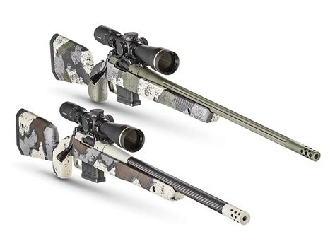 New Springfield Armory Bolt Action Rifles