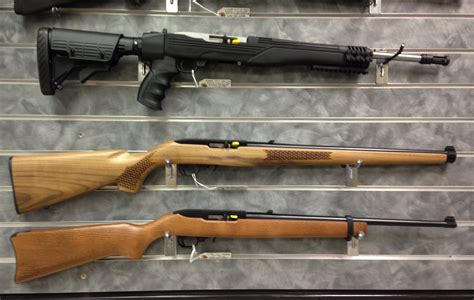 New Stock Ruger 10 22 Carbine