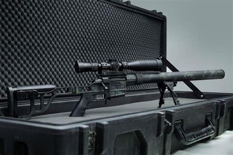 New Suppresed Sniper Rifle