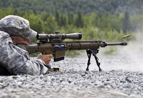 New Us Army Sniper Rifle