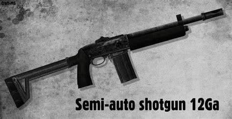 New Vegas Semi Auto Shotgun
