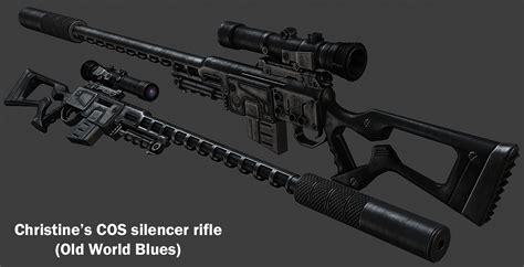 New Vegas Sniper Rifle Bug