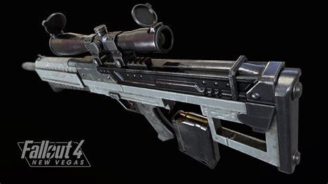 New Vegas Sniper Rifle Shaking