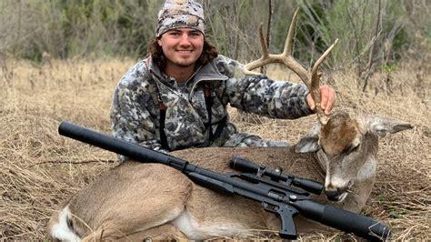 New York State Large Bore Air Rifle Deer Hunting