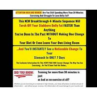 New 4 minute fighter abs highest converting ab offer on the internet comparison