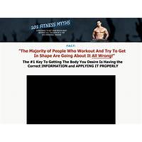 New high conversion rates with refunds below 2% top fitness book scam