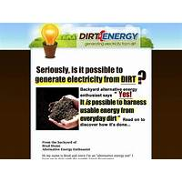 New product dirt4energy 75% commssion! online tutorial