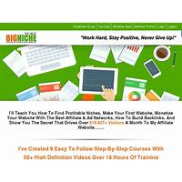 Next big niche the ultimate niche marketing course reviews