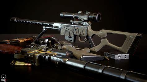 Nexus Mods Sniper Rifle