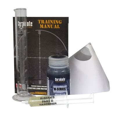 Nic Industries Cerakote Ovencure Refills Cerakote Oven Cure Refill Stainless