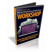 Niche marketing made easy experience