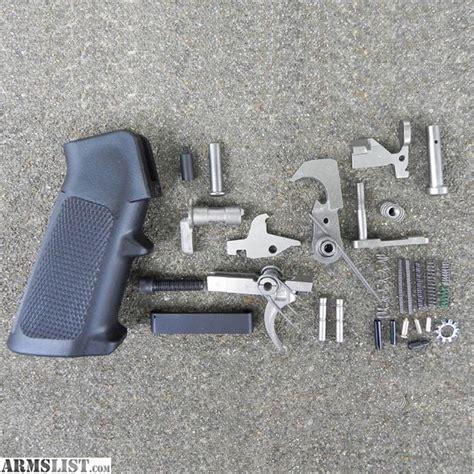 Nickel Boron Ar Parts