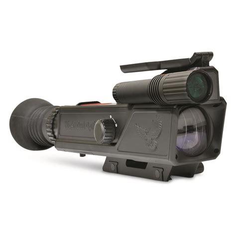Night Shot Night Vision Rifle Scope