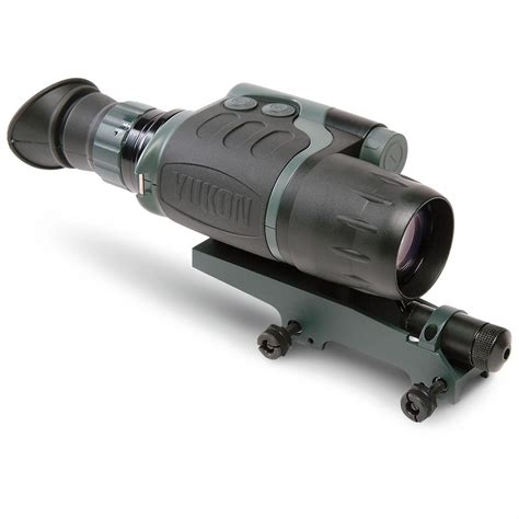 Night Vision Kit For Rifle Scope