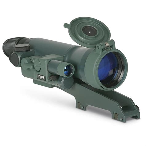 Night Vision Rifle Scope For Varmint Hunting